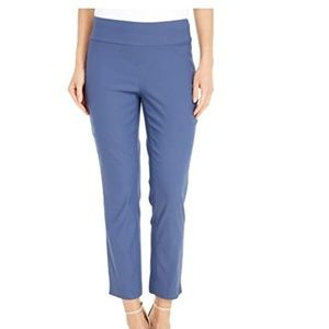 NIC+ZOE Crop Polished Wonderstretch Dress Pants